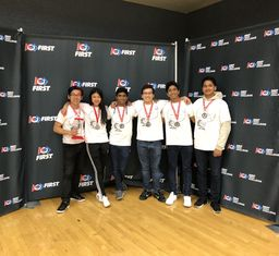 Quarry Lane Robotics Win State Championship