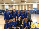 Varsity Girls Volleyball Opens Season with Back-to-Back Wins