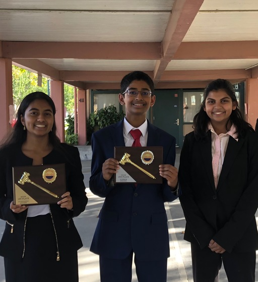 Big Weekend for QLS Speech and Debate