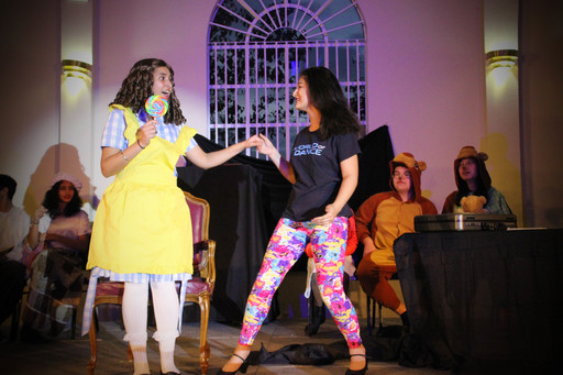Winter Theater Production Dazzles Audiences