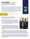 Introducing: The QLS ALumni Newsletter - Spring 2019