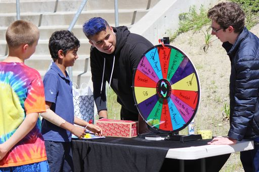 Quarry Lane Hosts Earth Day Celebration