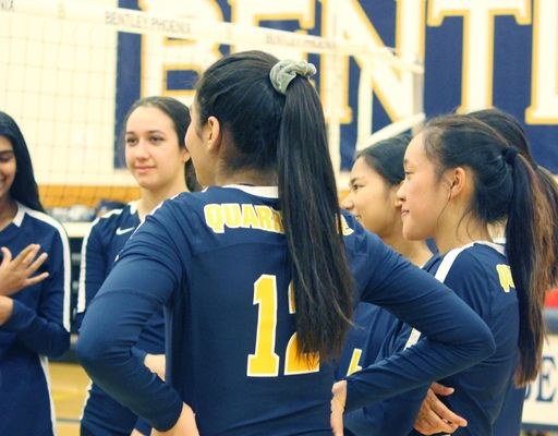 QLS Varsity Girls Volleyball Qualifies for NCS Playoffs
