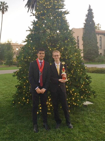 Another Win for QLS Speech and Debate